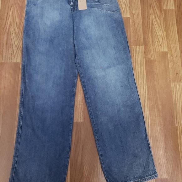 Marithe Francois Girbaud Other - Marithe Francois Girbaud Mens Jeans Blue Baggy Fad